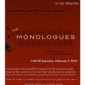 Kahilu Theatre Presents Vagina Monologues