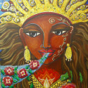 The Legend of Amber DivaDawn: A Feminine Perspective of Healing and Self Discovery Through Art