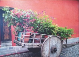"""Modern Antigua"" by Barbara Schaefer   Honorable Mention"
