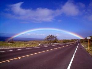 """45 Acre Rainbow""   Photo by Howard Bradley"