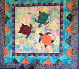 Quilt by Diane Foster & Pat Dinsman